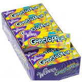 WONKA EVERLASTING GOBSTOPPER BOX 24 UNITS