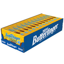 THEATER BOX  BUTTERFINGER BITES 3.5 OZ ( 12 UNITS )
