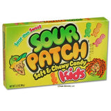 THEATER BOX SOUR PATCH KIDS 99G (3.50 OZ X 12 UNITS)