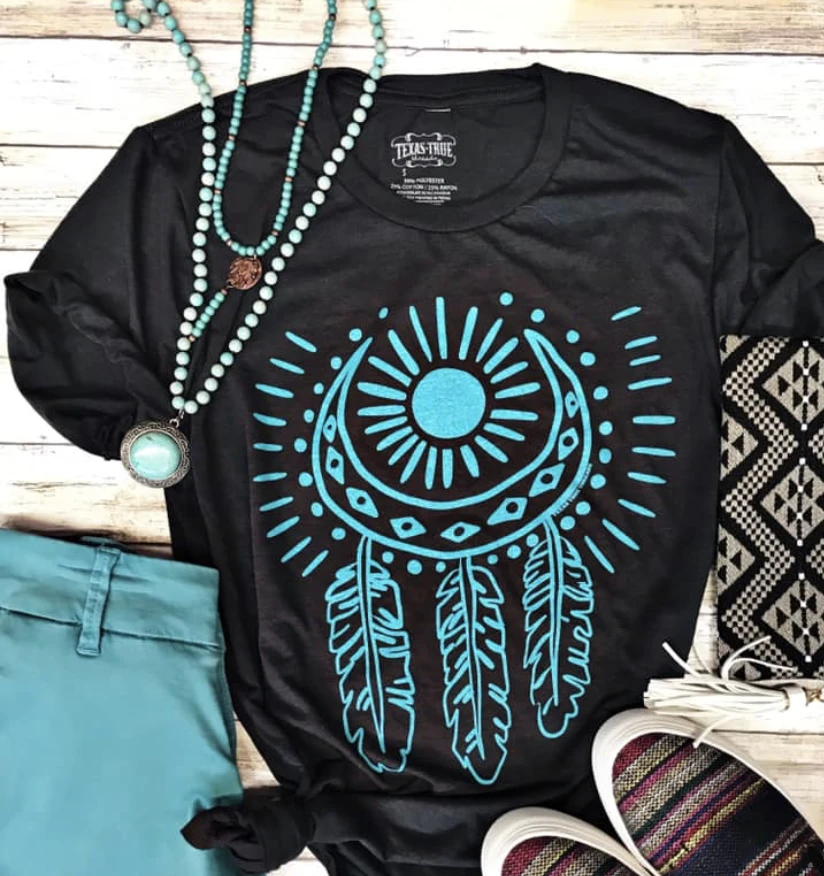 Dream Catcher Graphic Tee