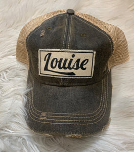 Louise Ball Cap