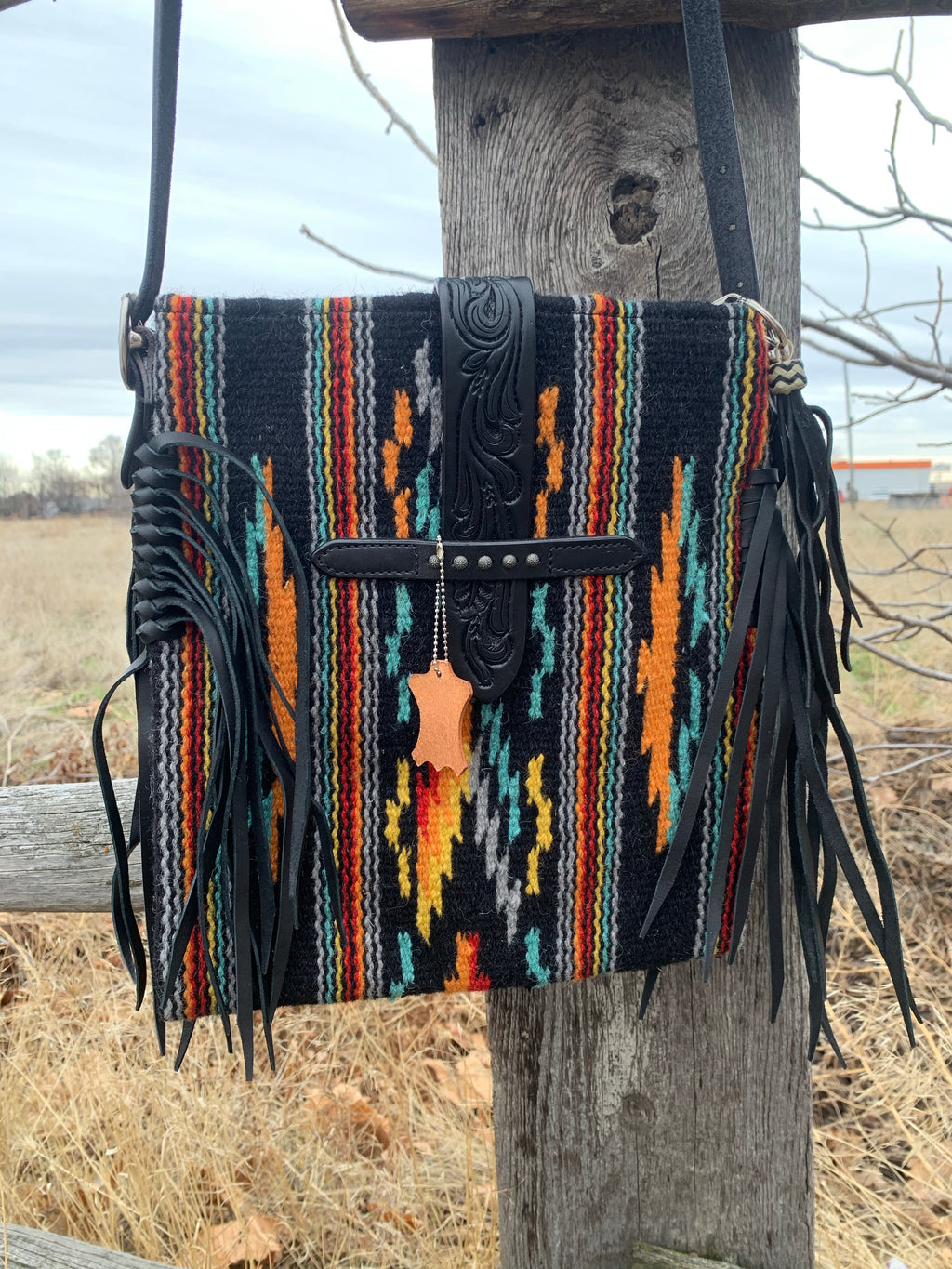 The Outlaw Crossbody