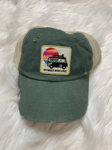Do What You Love Ball Cap