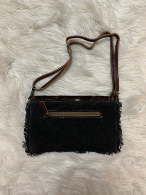 Slingshot Small Crossbody Clutch Bag