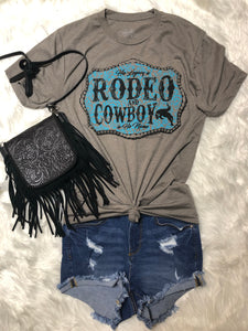 Rodeo & Cowboy Graphic Tee