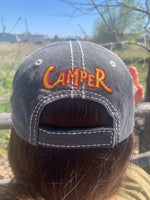 Happy Camper Ball Cap