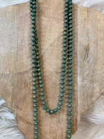 60 Inch Beaded Necklace