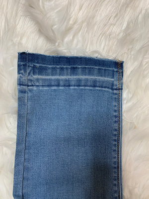 L&B Light Wash Skinny Jean