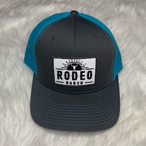 Rodeo Ranch Sunset Ball Cap