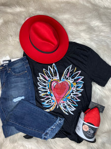 Callies Heart Graphic Tee