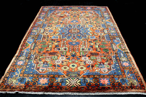 PERSIAN TAFRESH RUG, 400+KPSI , HAND KNOTTED, 10X7 - EZ Rugs & Art -rug