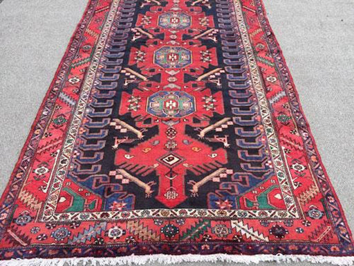 ARMENIAN WEAVE AUTHENTIC HANDMADE VINTAGE PERSIAN RUG, 10X5.2 - EZ Rugs & Art -rug