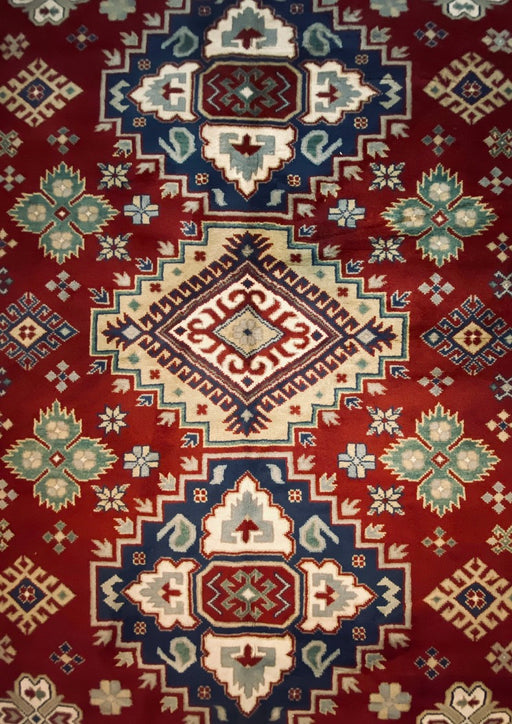 "Serapi- Kazak Traditional Wool Rug, 8'10"" x 11'9"" Royal Kazak - EZ Rugs & Art -rug"
