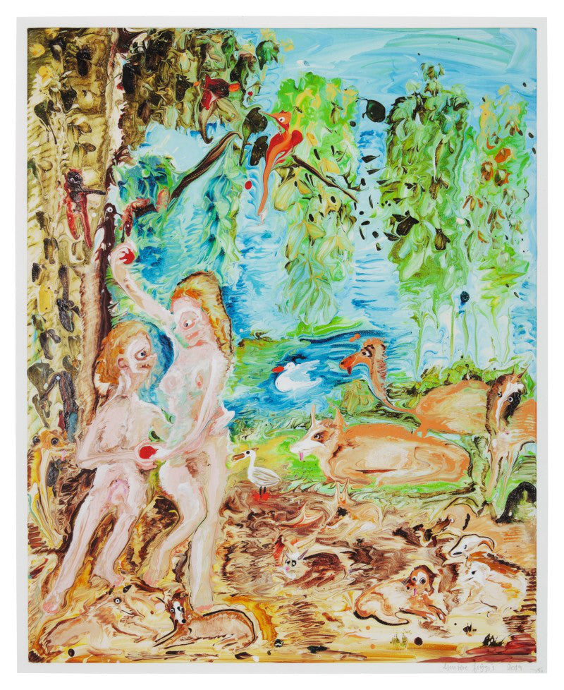 Genieve Figgis Adam and Eve