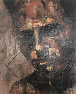 "Guy Denning ""The Boy at the Back"" Original"