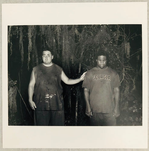 Alec Soth | Lee and Quintavious | Signed | Limited Edition