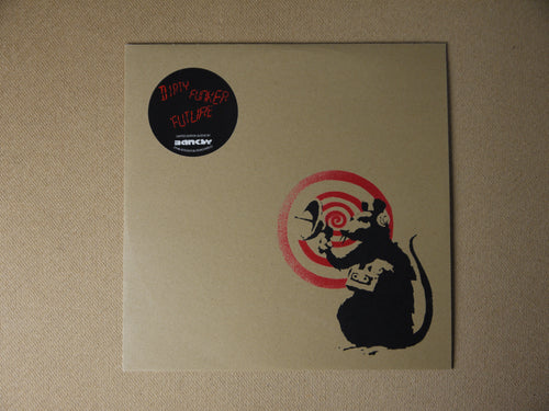 Banksy Dirty Funker LP Brown
