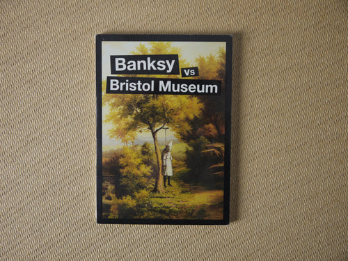 Banksy Vs Bristol Museum Postcard Set Unopened Packaging