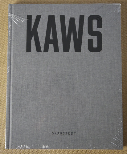 KAWS Gone Catalogue  by Skarstedt Sealed