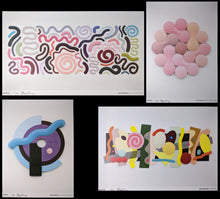 Load image into Gallery viewer, Josh Sperling Limited Edition Signed Set of 4 Posters