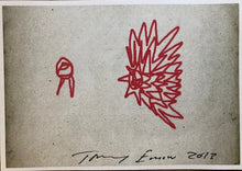 Load image into Gallery viewer, Tracey Emin Signed Ipad Sketch Set of 6 Limited Edition
