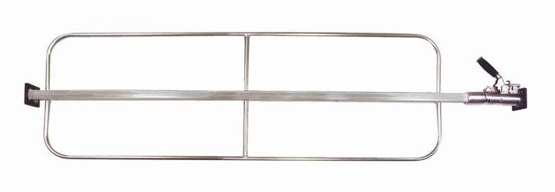 "MULTI-BAR WITH WELD ON HOOPS - ADJUSTABLE LENGTH 86"" TO 117"""