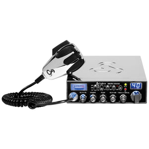 29LTD Classic 40 Channel Mobile CB Radio with Special Edition Chrome Finish