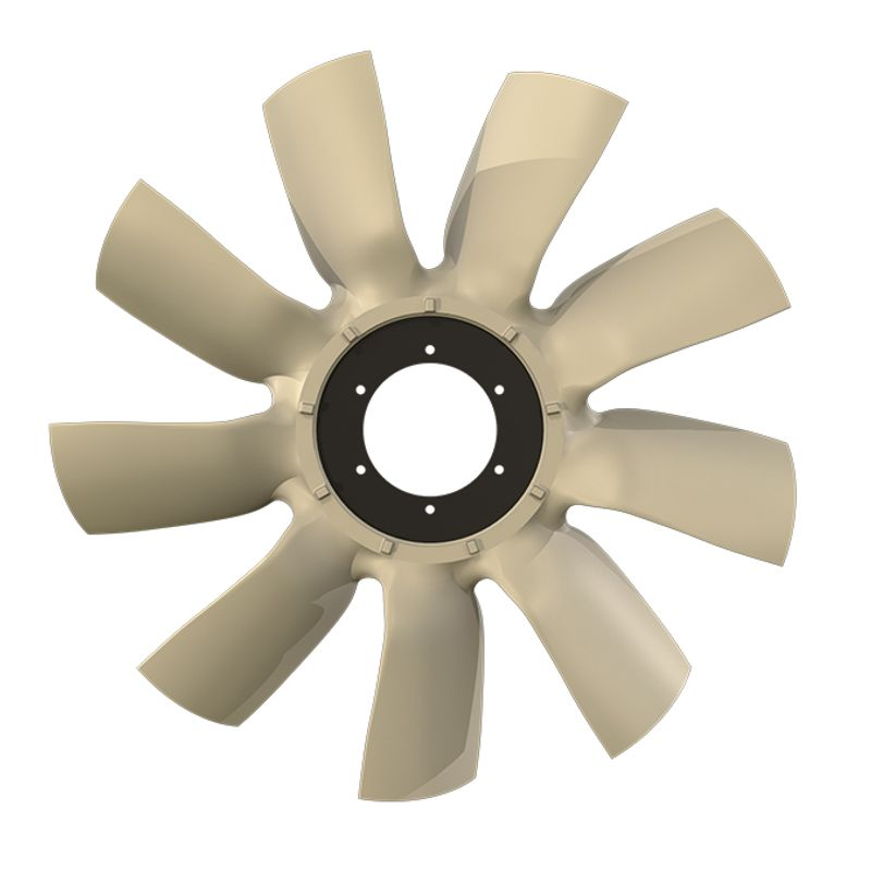 MD9 - Engine Cooling Fan Blade - BorgWarner