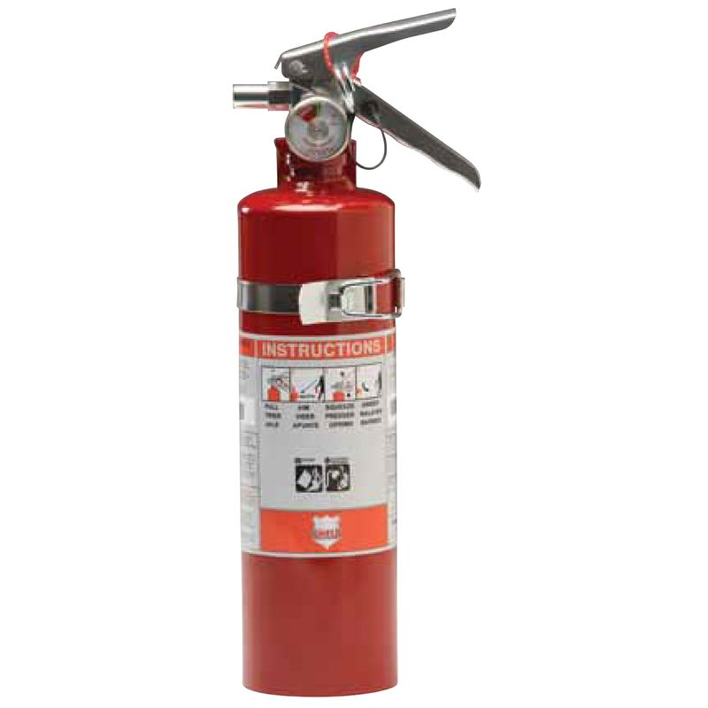 Shield 10B:C 2.5lb. Fire Extinguisher