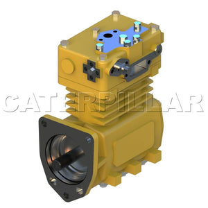 Remanufactured Air Compressor