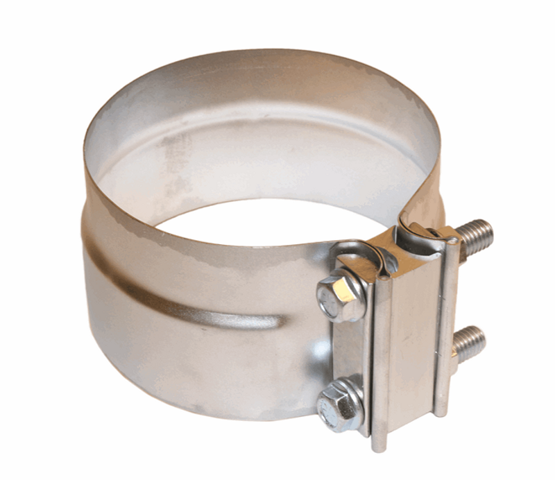 Exhaust Clamp, Aluminized 5""