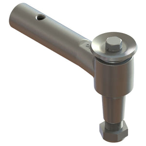 Two-Piece Torque Rod, Small Eye, Female End