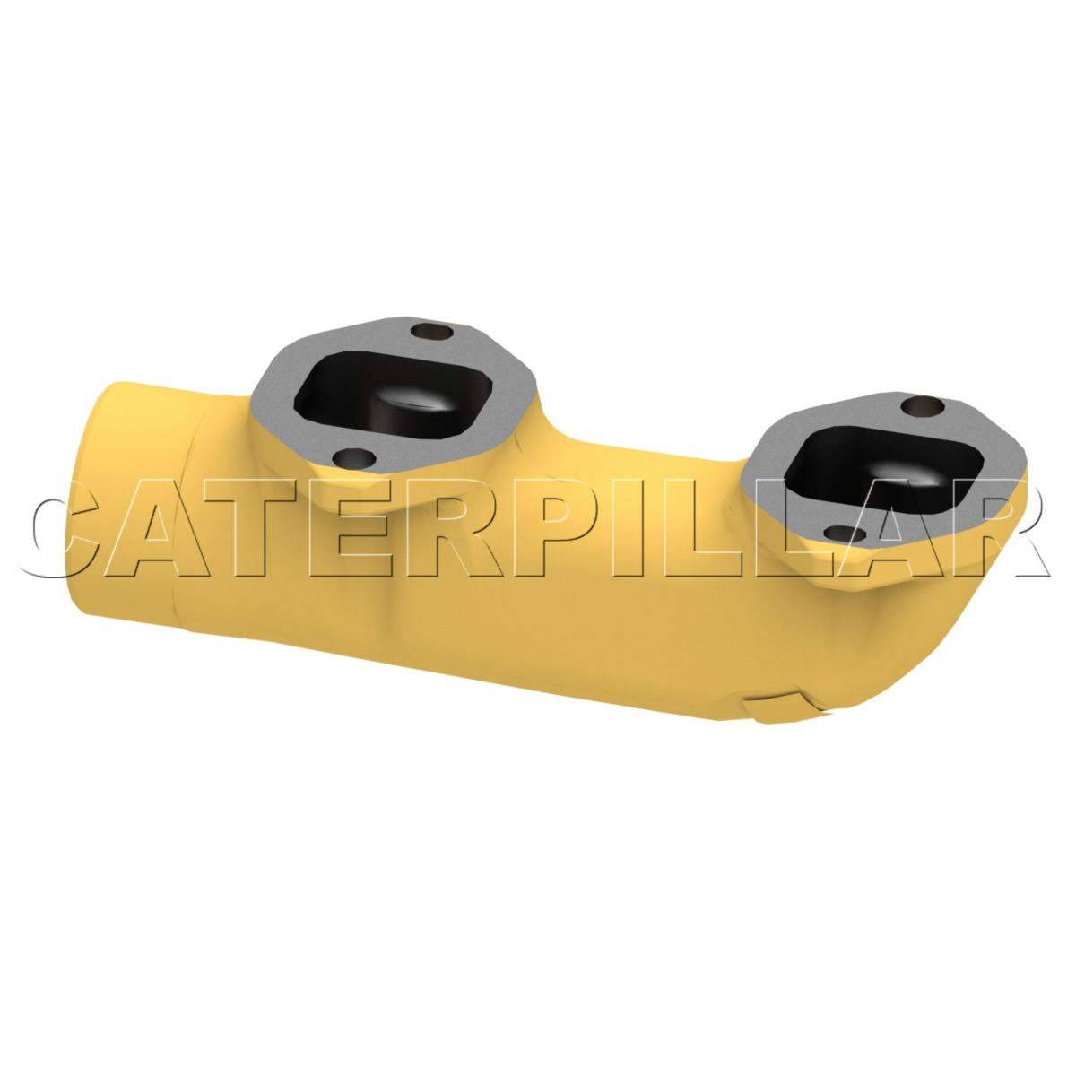 Cat® Exhaust Manifold (End)