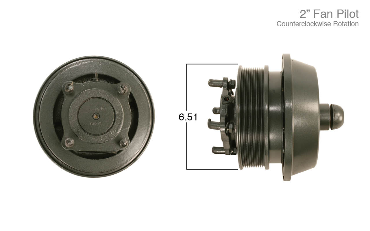 Remanufactured Bendix Fan Clutch