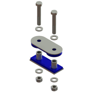 Motor Mount Kit w/Hardware (Front)