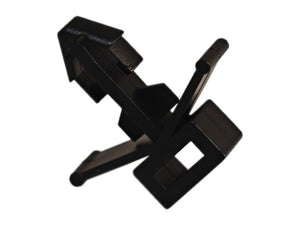 FIR tree mount cable ties