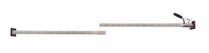"TWO PIECE BAR - ADJUSTABLE LENGTH 84"" TO 113"""