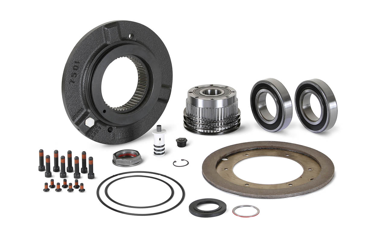 7.5-Inch Fan Clutch Rebuild Kit