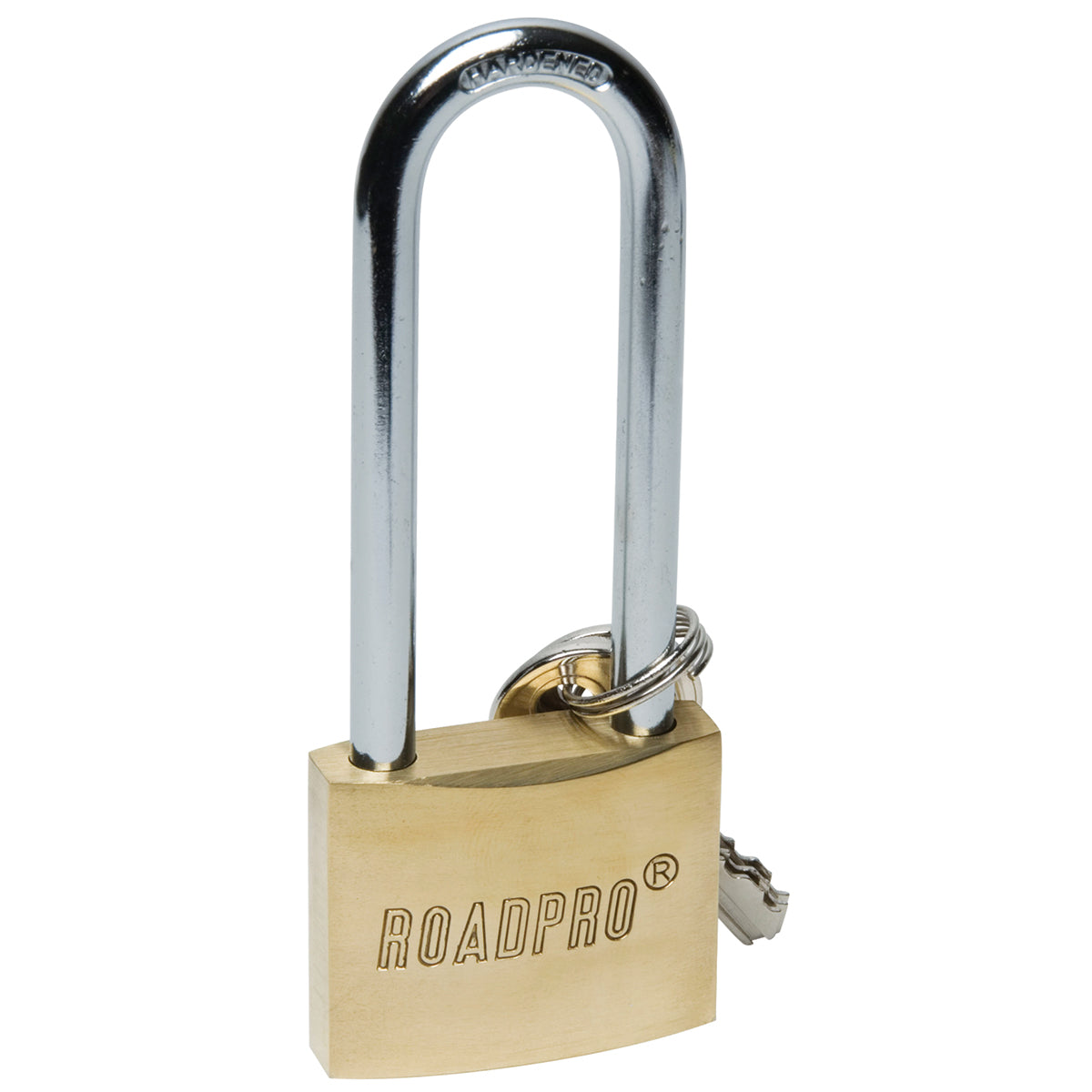 "40mm Solid Brass Padlock, 2.5"" Shackle"