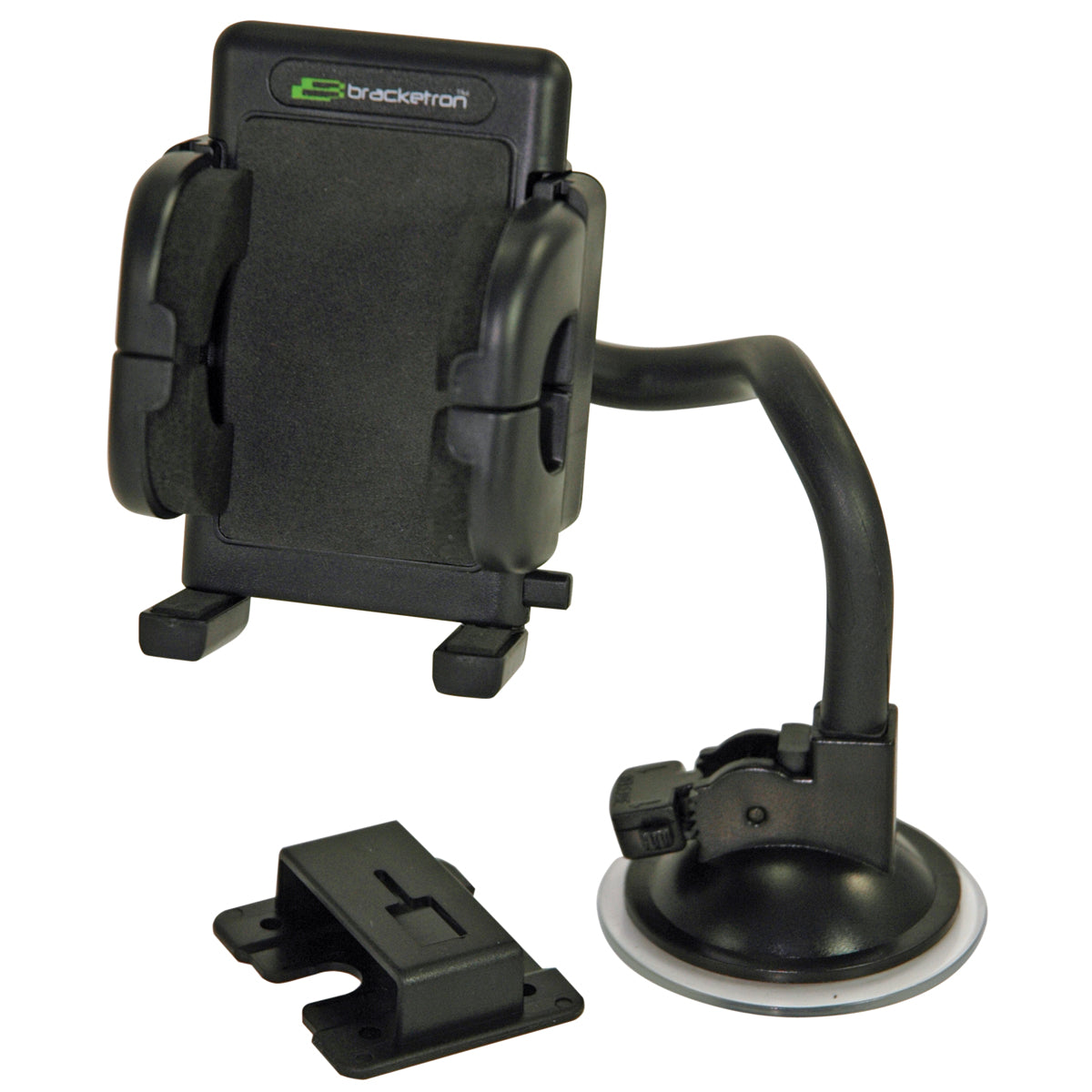 Mobile Grip-iT Quick Lock & Release Windshield Mount Kit, Up to 4.5""