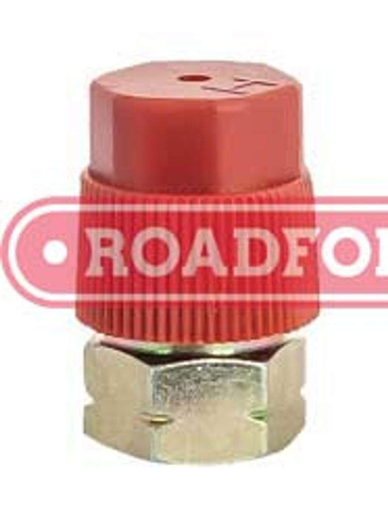 "Retrofit Adapter-3/16""St.Red"