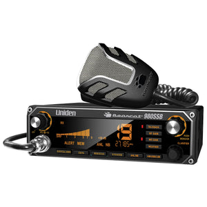 Bearcat980 CB Radio with SSB and 7 Color Display