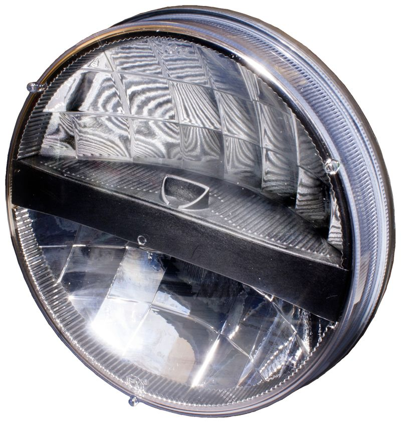 LED HEADLIGHT RND PAR 56 7""