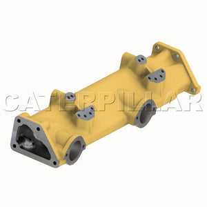 Cat® Exhaust Manifold (Center) (Mid Mount)