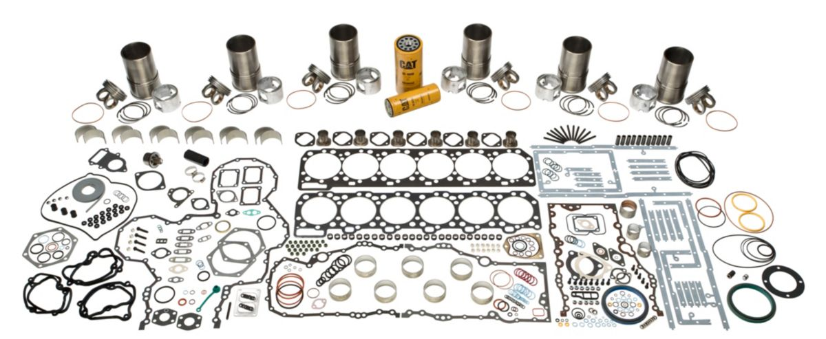 Heavy Duty Precious Metals™ Overhaul Kit