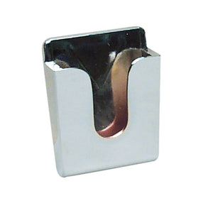 CB Microphone Holder, Chrome Plated