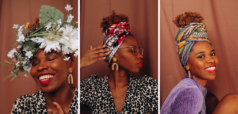 Headwraps for Zoom call meetings