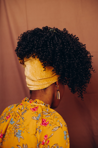 Head Wrap for Easy Protective Style