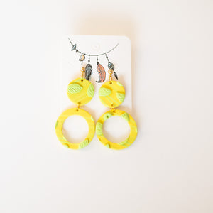 Love you Matcha Earrings