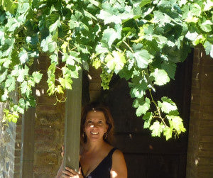 That's me in Montalcino, 2010